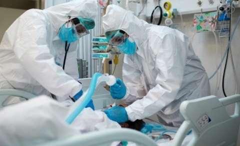 Sem pressão de oxigênio suficiente para todas alas, HR só consegue intubar 140