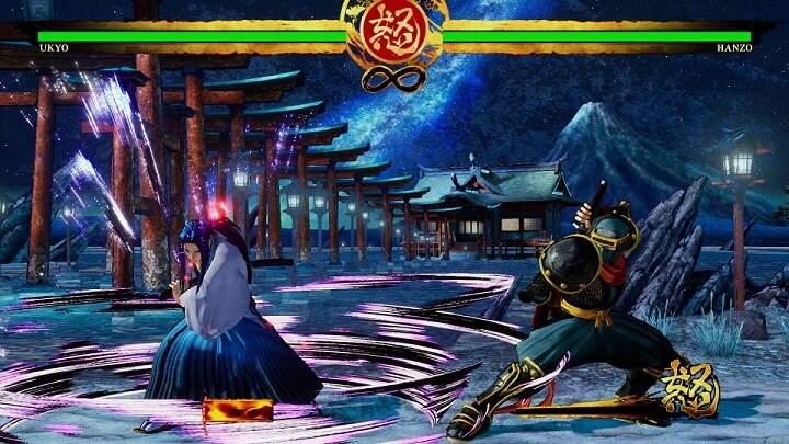 Samurai Shodown chegou com um up no visual e na performance nos consoles Xbox Series S e X