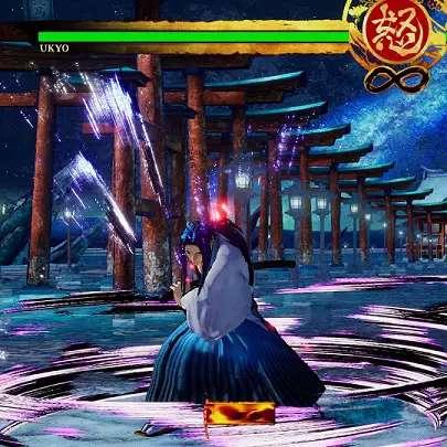 Samurai Shodown no Xbox Series S & X faz a diferença?