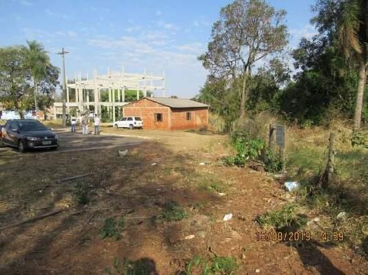 Casa é a última da rua Sepetiba. (Foto: Perícia judicial)