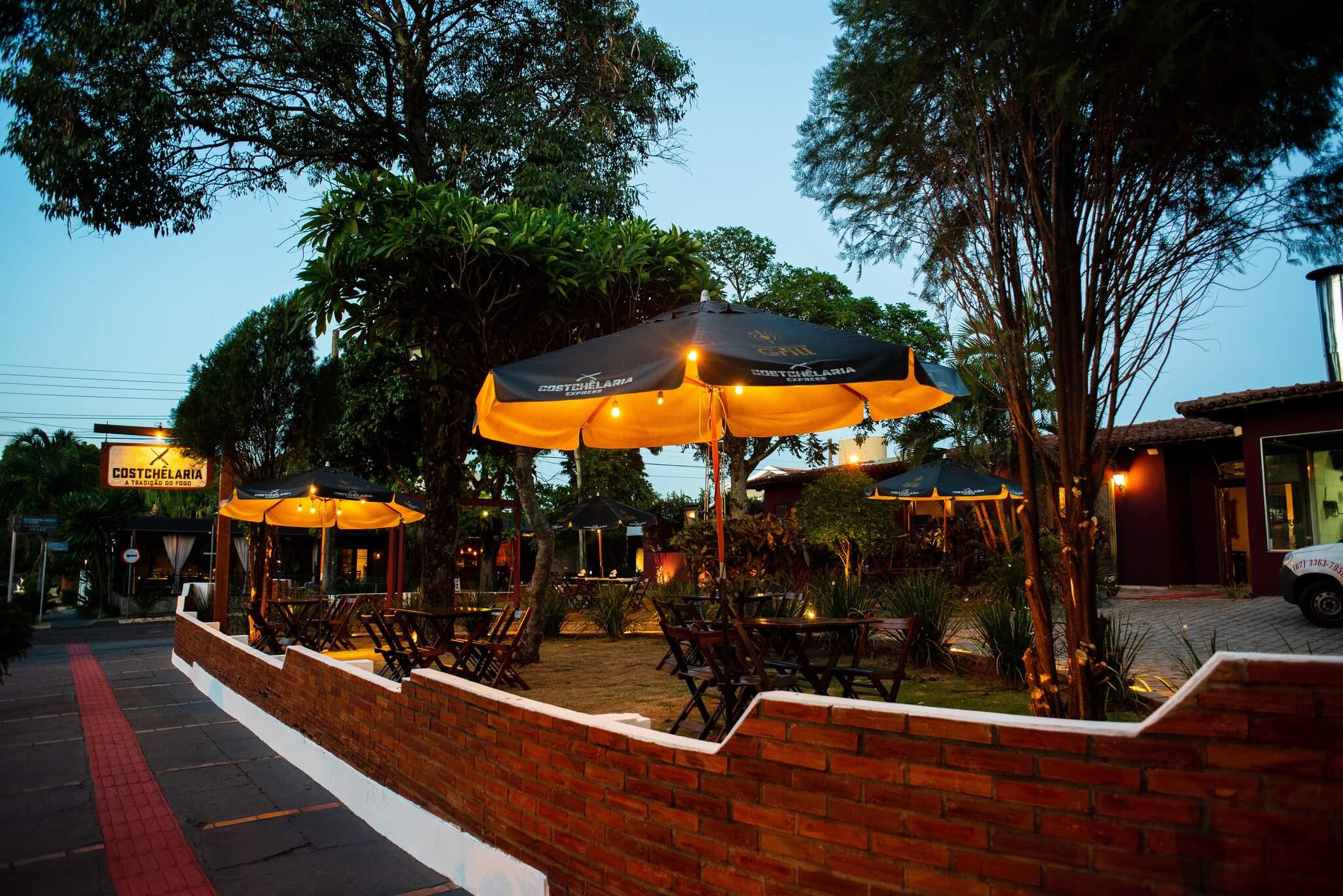 A Costchêlaria fica na rua Espírito Santo, 726 - Jardim dos Estados. ( Foto: Beto Nascimento)