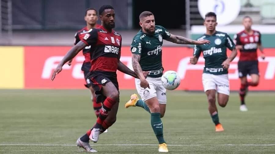 Partida será disputada pelos atuais vencedores do Campeonato Brasileiro e da Copa do Brasil (Foto: Cesar Greco/Palmeiras)