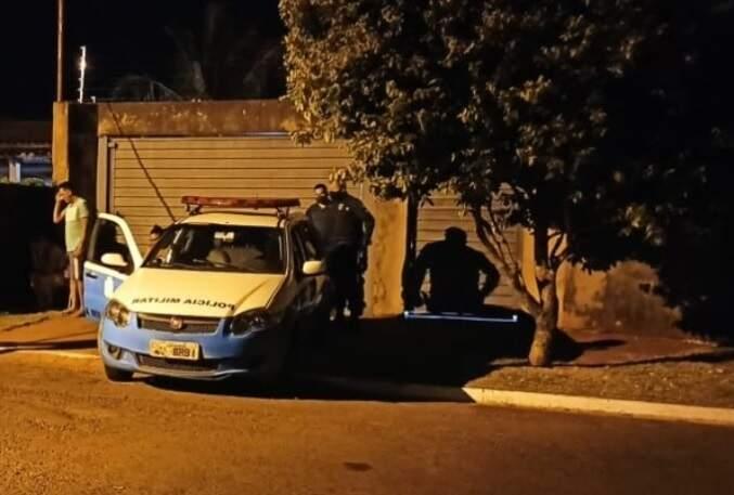 Professora foi assassinada em casa, em Sidrolândia (Foto: Marco Tomé/RegiãoNews)