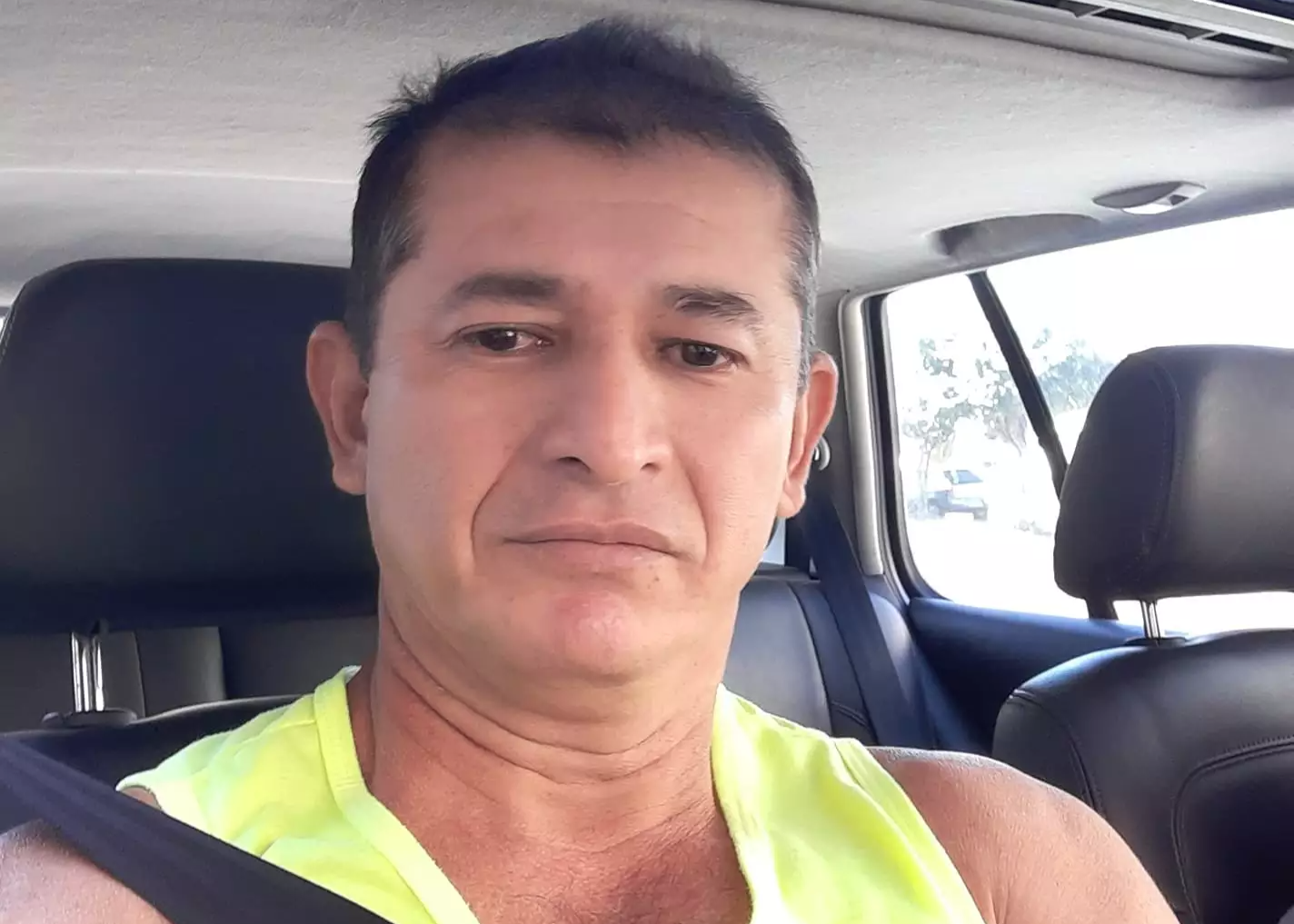 Escobar Ifran, de 52 anos, foi acusado pela ex-esposa enquanto estava internado com covid-19. (Foto: Facebook)