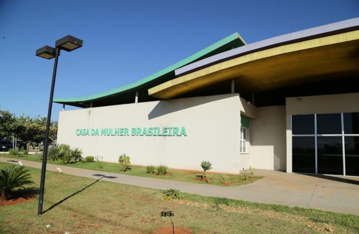 Caso foi registrado na Delegacia Especializada de Atendimento à Mulher, localizada na Casa da Mulher Brasileira (Foto: Kisie Aionã)