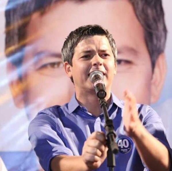 Ex-prefeito de Coxim, Aluizio Comekti São José. (Foto: Reprodução Instagram)