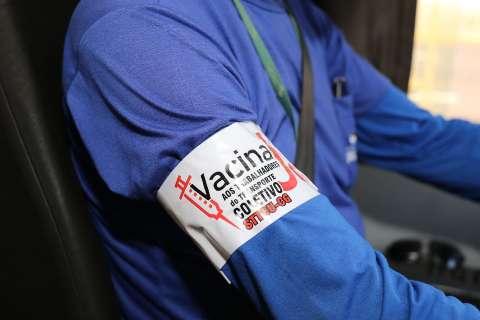 Ainda sem resposta sobre vacina, motoristas de ônibus cogitam paralisação