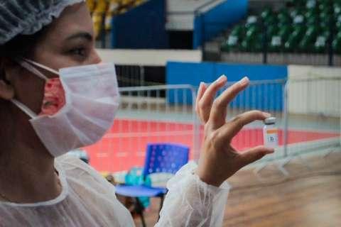 Aberto cadastro de gestantes e puérperas para vacina contra covid