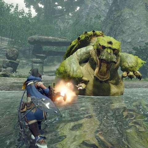 Monster Hunter Rise é a escolha perfeita para fãs e novatos