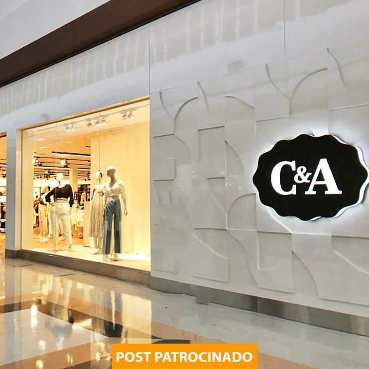 Conheça a nova C&A do Shopping Norte Sul Plaza com exclusividades