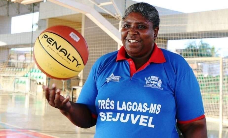 Rutão passou seus últimos anos em Três Lagoas, onde trabalhava com incentivo ao esporte (Foto: Divulgação)