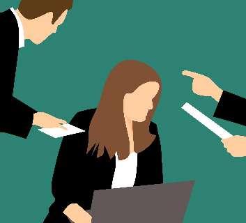 Você já sofreu assédio moral no trabalho?