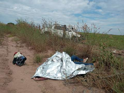 Mulher de 22 anos com suspeita de gravidez morreu em acidente na BR-163