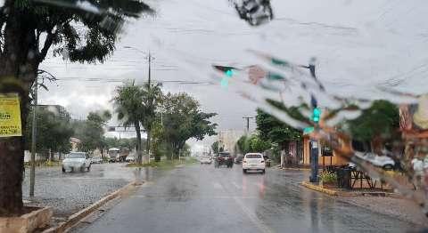 Chuva traz alívio para produtores de milho da fronteira com o Paraguai