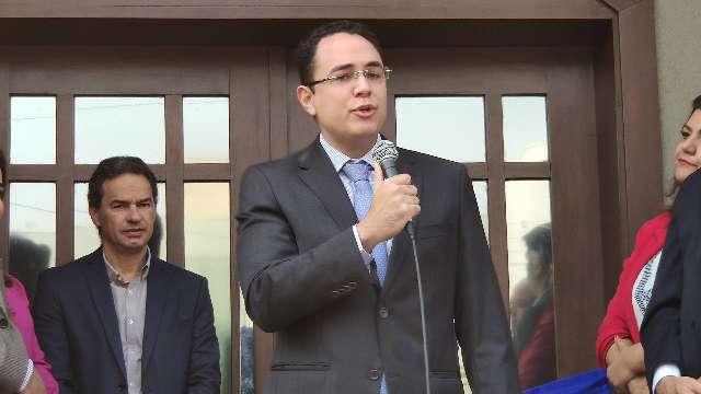 Ex-vereador Odilon Júnior assume como diretor-presidente da Agereg