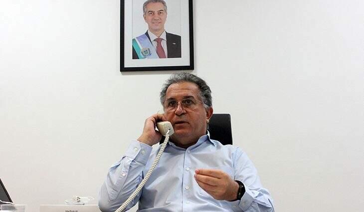 Secretário de Governo e Gestão Estratégica, Sérgio Murilo, entrou com a missão de tornar o governo mais assistencialista nos próximos anos (Foto Divulgação)