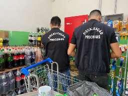 Supermercado frauda cadastro da Nota Premiada e é autuado