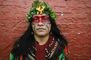 Só por ser indígena, Valdelice presenciou muitas atrocidades cometidas contra o seu povo (Foto: Arquivo Pessoal)