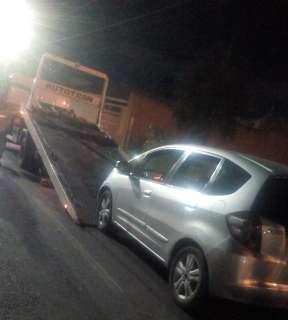 Guarda apreende carro com mais de R$ 14 mil em multas e impostos