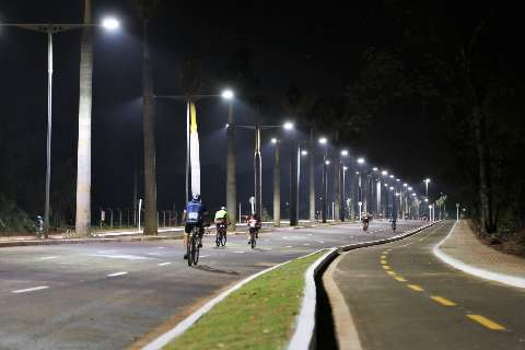 Prefeitura assina termo para interligação de ciclovia no Parque dos Poderes