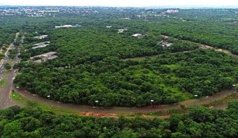 Empresa deve iniciar reforma do Parque dos Poderes nos próximos 15 dias