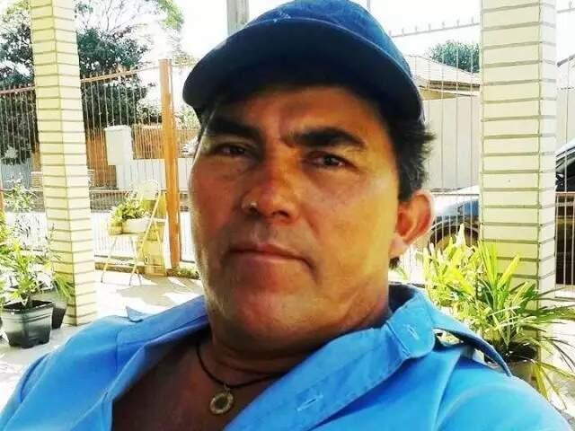 """Luis Fernandes, o """"Paraguaio"""", acusado de matar o patrão a tiros (Foto: Arquivo pessoal)"""