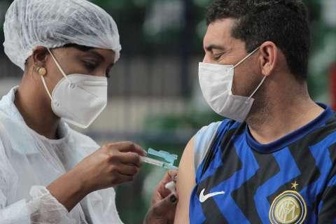 Campo Grande abre pré-cadastro da vacina para pessoas com 40 anos