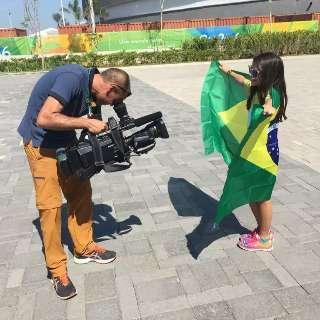 Com entrada proibida nas Olimpíadas, mãe e filha adiam sonho