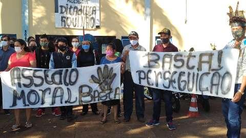 Índios ocupam sede regional da Sesai para cobrar demissão de coordenadora