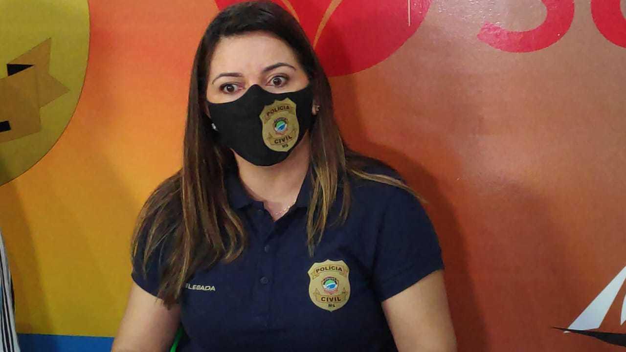 Delegada Paula Ribeiro da DAM, disse que tio preferiu ficar em silêncio em depoimento (Foto: Adilson Domingos)