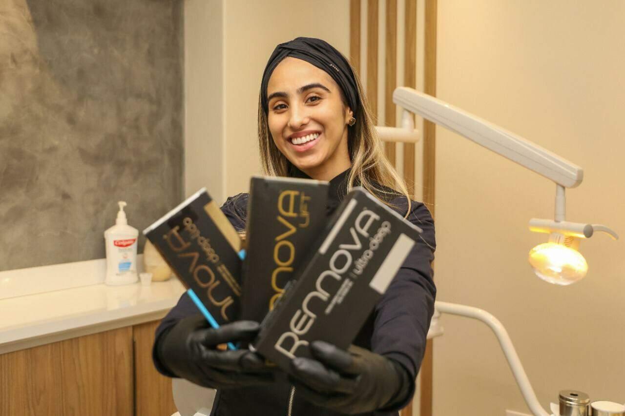 Clínica odontológica especializada, na Inove oferecemos à você uma gama de tratamentos estéticos de primeira (Foto: Paulo Frances)
