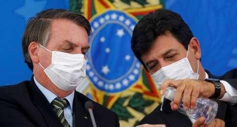 CPI da Covid abre sessão com depoimento de Mandetta; Pazuello diz que não vai