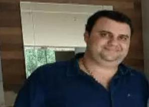 Flavio Correa Jamil Georges está foragido desde junho do ano passado. (Foto: Reprodução de processo)