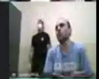 Felipe Ramos de Moraes depôs em processo da operação Omertà em fevereiro, quando ainda estava no presídio federal de Campo Grande. (Foto: Reprodução de processo)