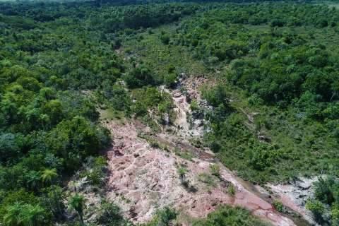 Fazendeiro é multado por danos ambientais ao Rio da Prata