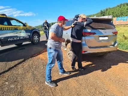 Assaltante é preso pouco tempo depois de roubar veículo de R$ 168 mil