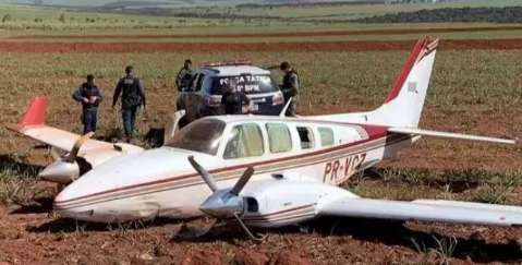 Quadrilha na mira da PF perdeu R$ 16 milhões em ação que interceptou avião em MS