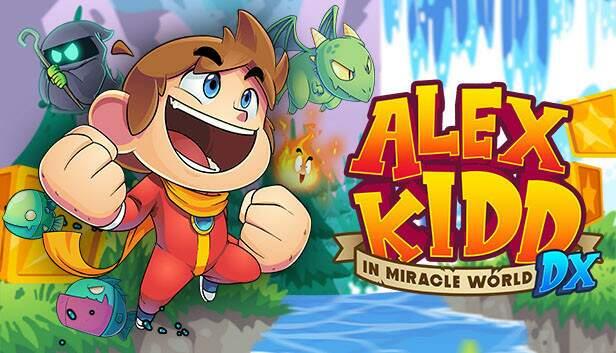 Alex Kidd in Miracle World DX foi revelado em junho de 2020.