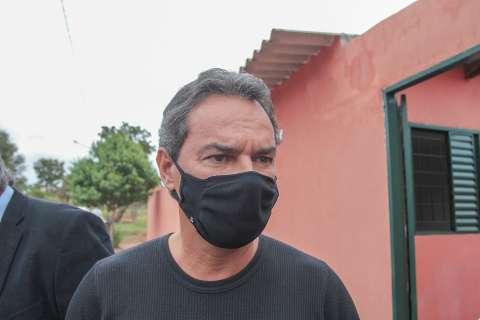 Campo Grande poderia vacinar até 20 mil ao dia, diz Marquinhos