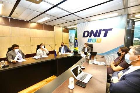 Mato Grosso do Sul precisa de mais R$ 265 milhões para obras de BRs e hidrovia