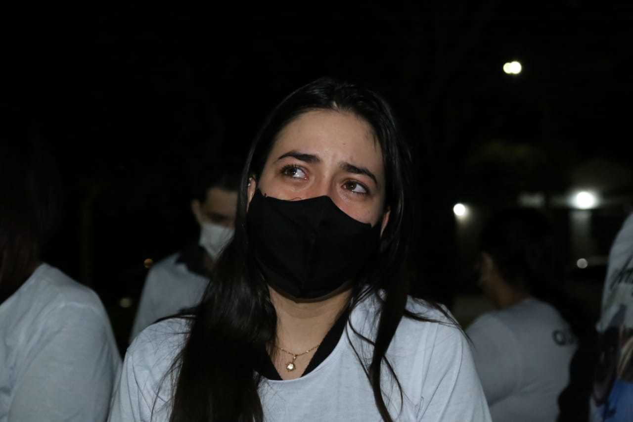 Caiana Duarte, filha de Carlão. (Foto: Kísie Ainoã)