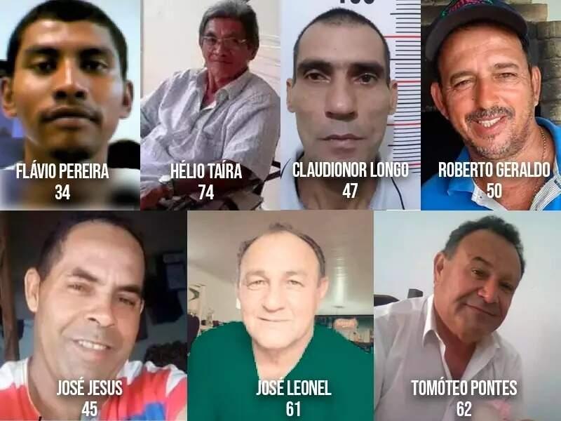 Cruel, criminoso confessou a morte de sete pessoas, entre elas, três idosos. (Foto: Arquivo)