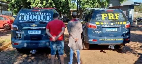 Motorista tem caminhão roubado e é mantido em cárcere por 10 horas
