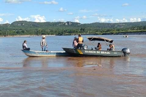 Acidente fatal acendeu alerta de pescadores para a falta de fiscalização em rios