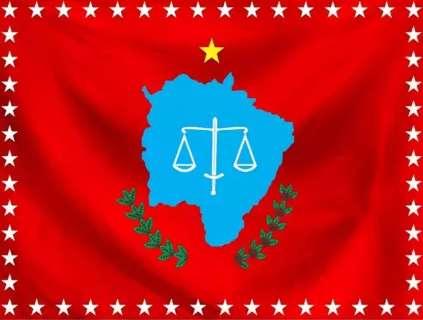 Sem tuiuiú, nova bandeira do TJ se parece com a do Brasil Imperial