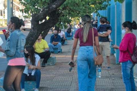 Quase 100 mil faltam à prova da PRF e disputa fica em 136 por vaga