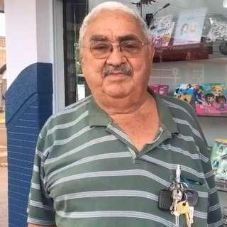"""Morre ex-prefeito de Maracaju Prata Braga, dono do slogan """"É tempo de loucura"""""""