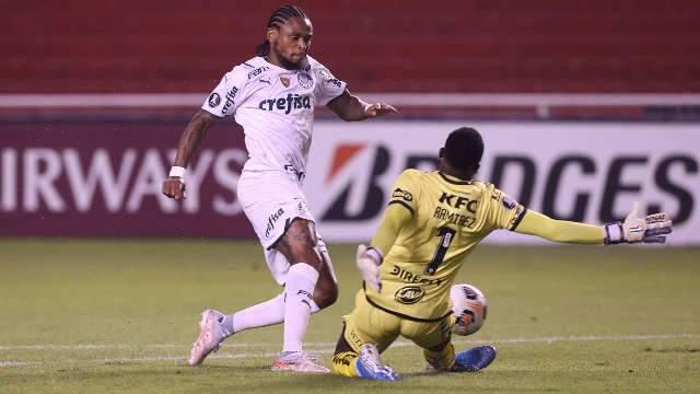 Palmeiras bate Del Valle no Equador e se classifica às oitavas da Libertadores