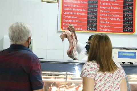 Alta da carne leva Campo Grande a 2ª maior inflação do País
