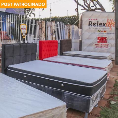 Feirão de Descontos realiza sonho de colchão massagem a R$ 1.790